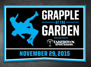 Grapple At The Garden at Madison Square Garden