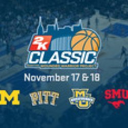 2K Classic - Championship Game at Madison Square Garden