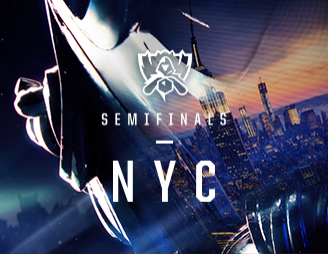 League Of Legends World Championships   Semifinals At Madison Square Garden  ?