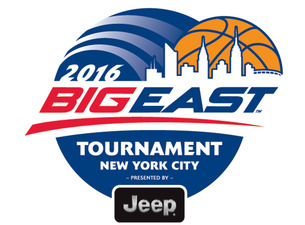 Big East Men's Basketball Tournament - Session 1 at Madison Square Garden
