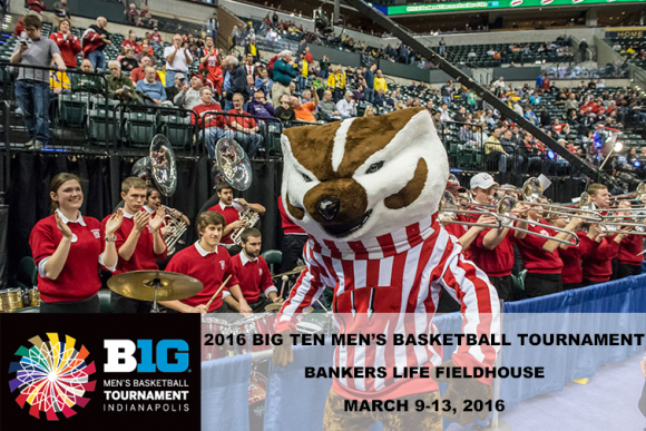 Big Ten Mens Basketball Tournament - Session 7 at Madison Square Garden