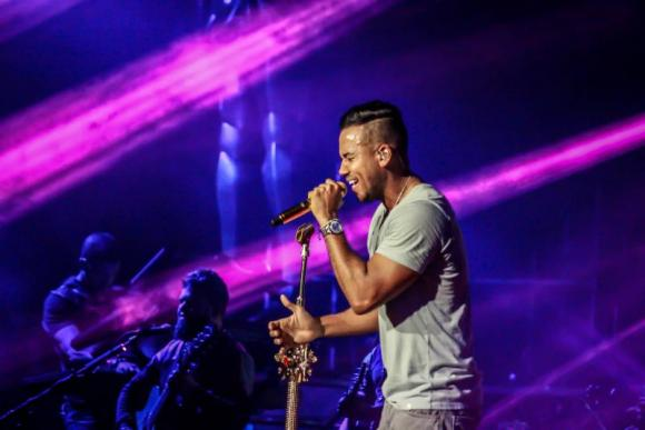 Romeo Santos at Madison Square Garden