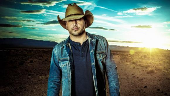 Jason Aldean, Luke Combs & Lauren Alaina at Madison Square Garden