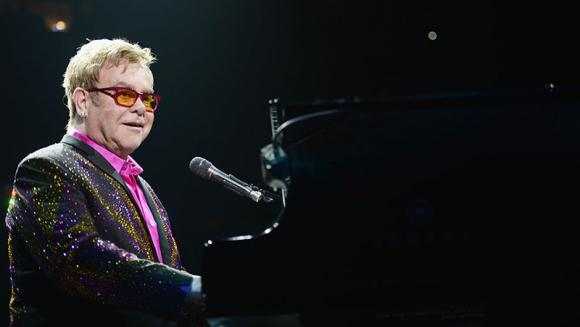 Elton John at Madison Square Garden