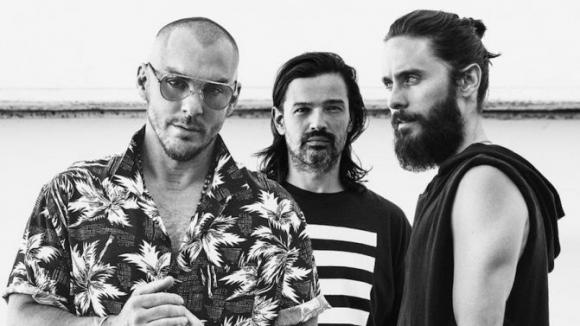 30 Seconds To Mars, Walk The Moon & MisterWives at Madison Square Garden