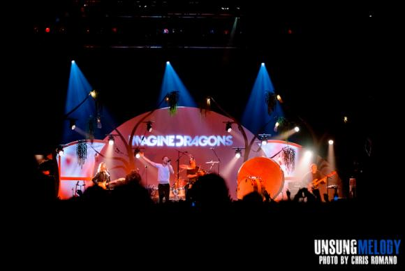 Imagine Dragons at Madison Square Garden