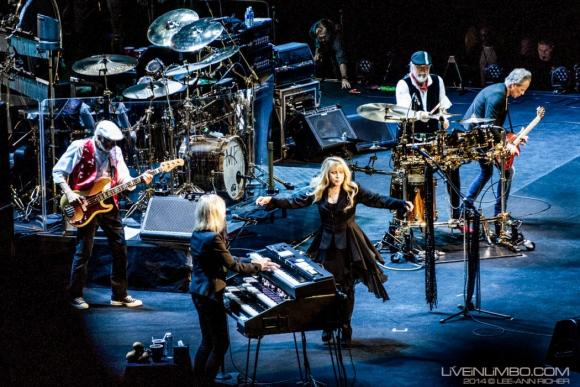 Fleetwood Mac at Madison Square Garden