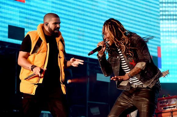 Drake & Migos at Madison Square Garden