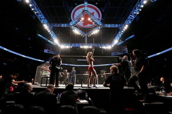 UFC 230 at Madison Square Garden