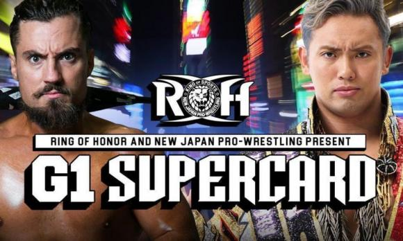 Ring of Honor: G1 Supercard at Madison Square Garden