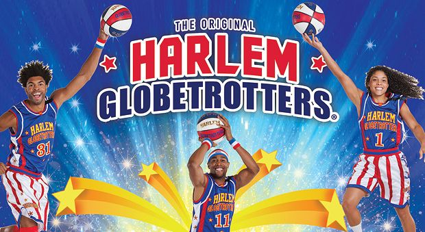 The Harlem Globetrotters at Madison Square Garden