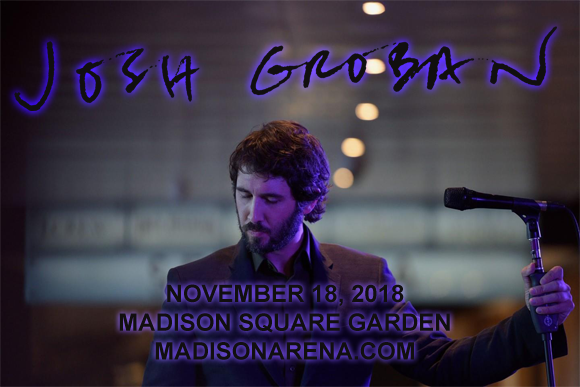 Josh Groban & Idina Menzel at Madison Square Garden