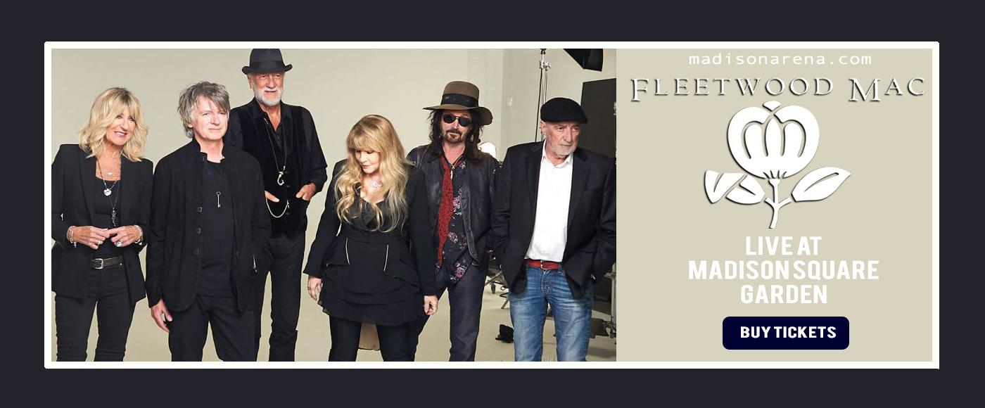 Fleetwood Mac at Madison Square Garden