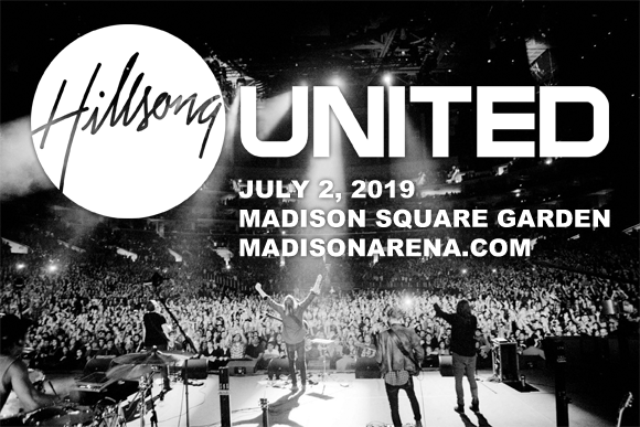 Hillsong United at Madison Square Garden