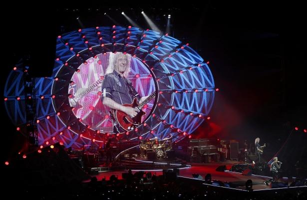 Queen & Adam Lambert at Madison Square Garden