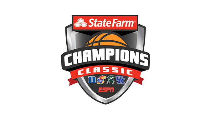 State Farm Champions Classic at Madison Square Garden