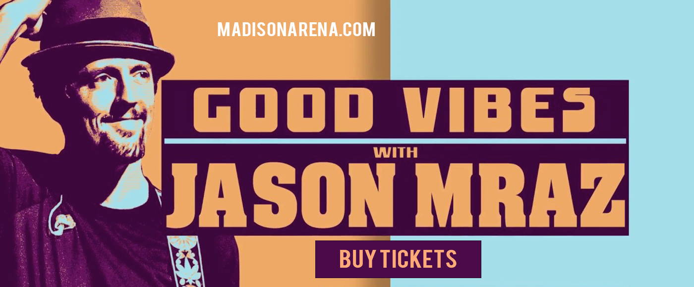 Jason Mraz at Madison Square Garden