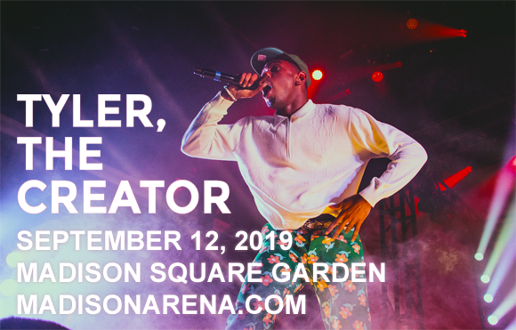 Tyler The Creator at Madison Square Garden