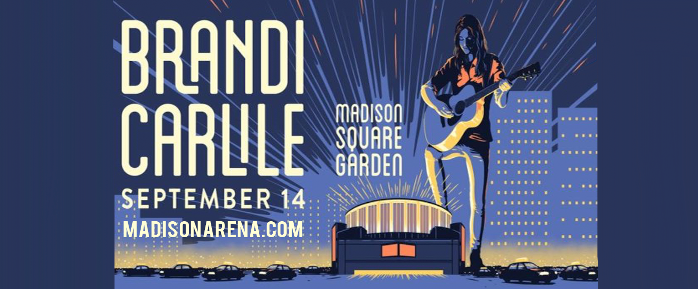 Brandi Carlile at Madison Square Garden