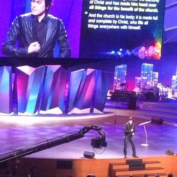 Joseph Prince at Madison Square Garden