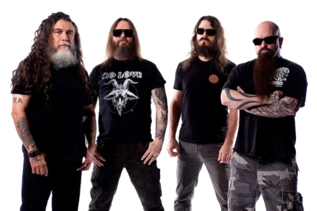Slayer, Primus, Ministry & Philip H. Anselmo at Madison Square Garden