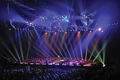 Barbra Streisand at Madison Square Garden