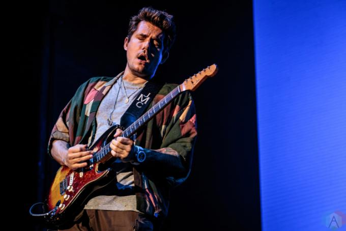 John Mayer at Madison Square Garden