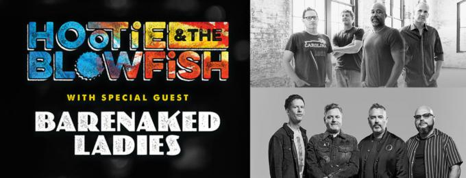 Hootie & The Blowfish & Barenaked Ladies at Madison Square Garden