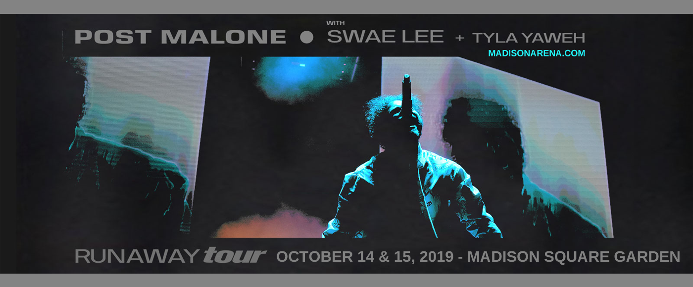 Post Malone at Madison Square Garden