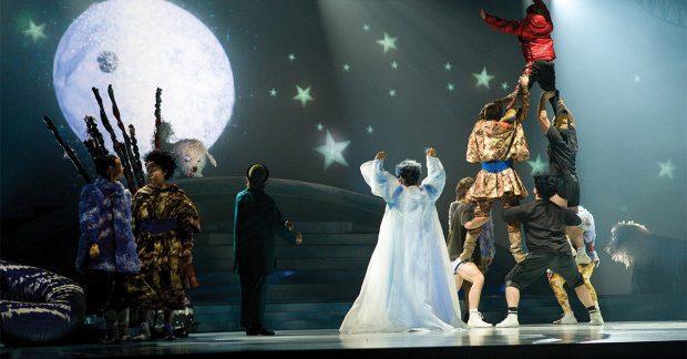 Cirque Du Soleil - Twas The Night Before at Madison Square Garden