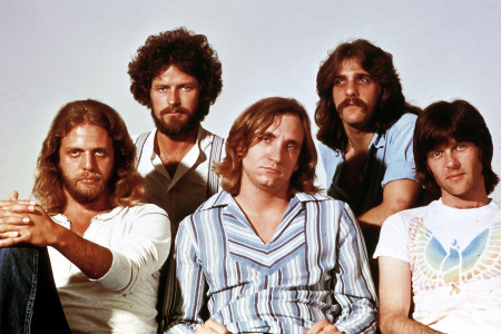 The Eagles at Madison Square Garden