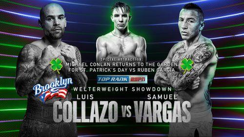 Top Rank Boxing: Conlan Revolution at Madison Square Garden
