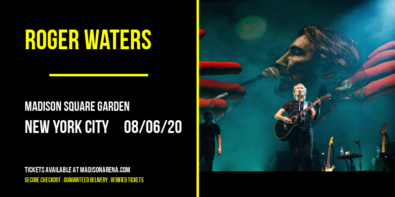 Roger Waters [POSTPONED] at Madison Square Garden