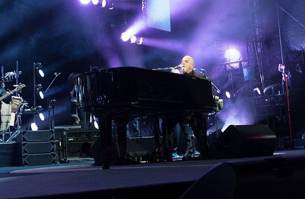 Billy Joel at Madison Square Garden