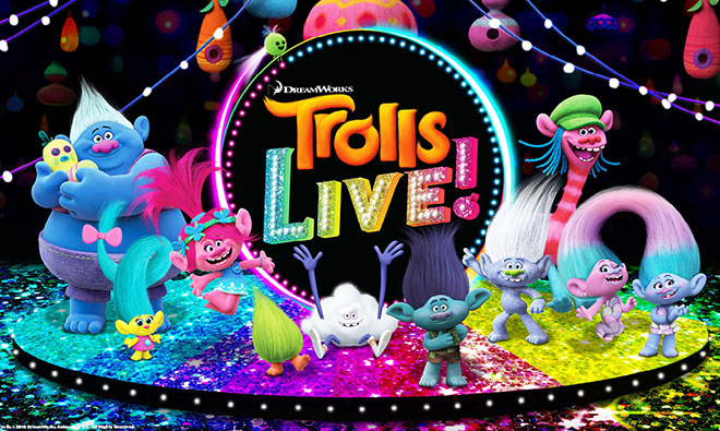 Trolls Live! at Madison Square Garden