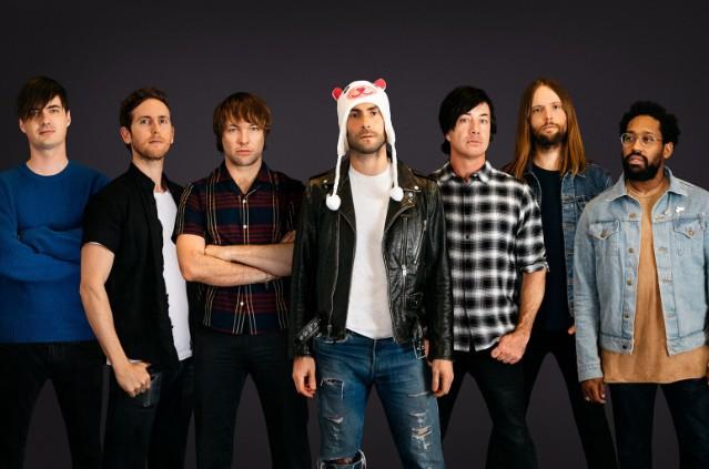 Maroon 5 at Madison Square Garden