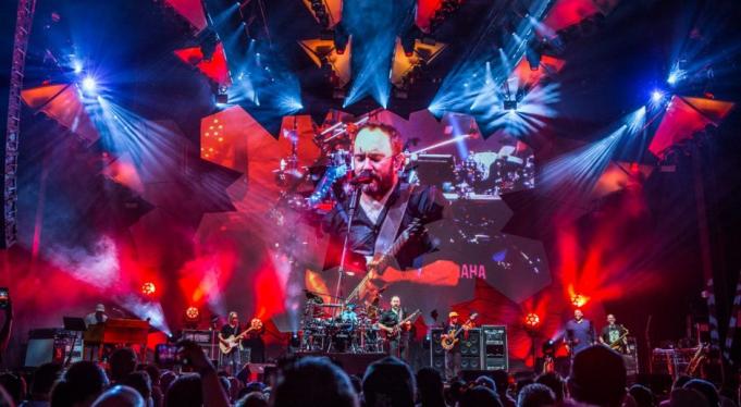 Dave Matthews Band at Madison Square Garden