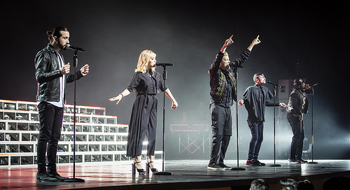 Pentatonix at Madison Square Garden