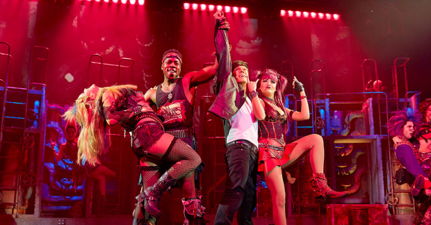 We Will Rock You at Madison Square Garden