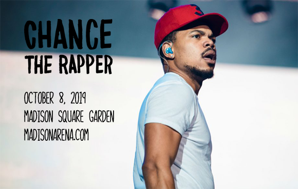 Chance The Rapper at Madison Square Garden