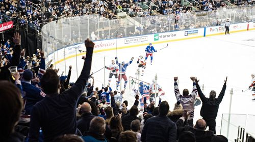 2020-2021 New York Rangers Season Tickets (Includes Tickets To All Regular Season Home Games) at Madison Square Garden