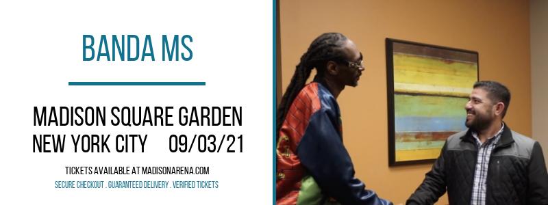 Banda MS at Madison Square Garden